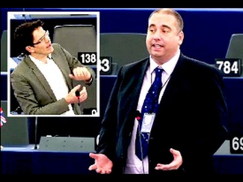 Green targets causing high energy prices - UKIP MEP Bill Etheridge