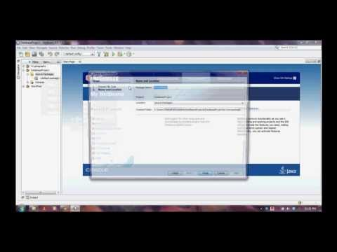 Oracle & Java Prg1 - How to Connect Oracle datase with Java ...