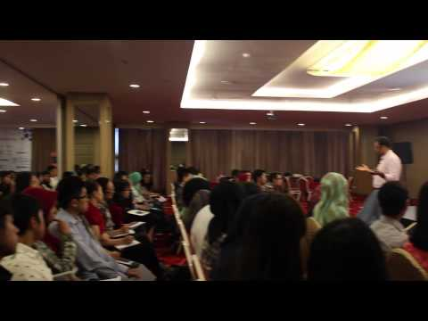 Indonesia Youth To Business Forum 2015 (BANDUNG)