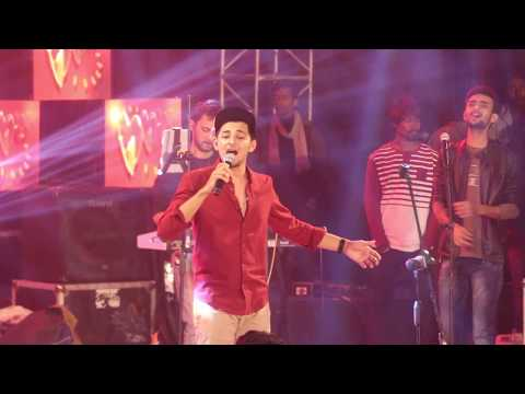 Darshan Raval Singing Tera Zikr and Tor Kotha | Live | Nazrul Manch | Kolkata