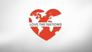 Love the Nations Sunday 10:30am 9-27-2020