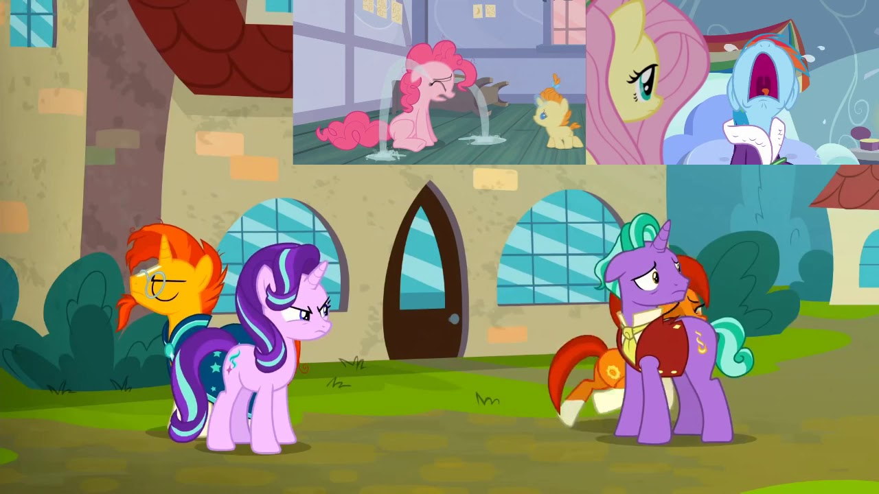 MLP Crying Has A Sparta Extended Remix
