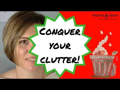 20-minute decluttering tips