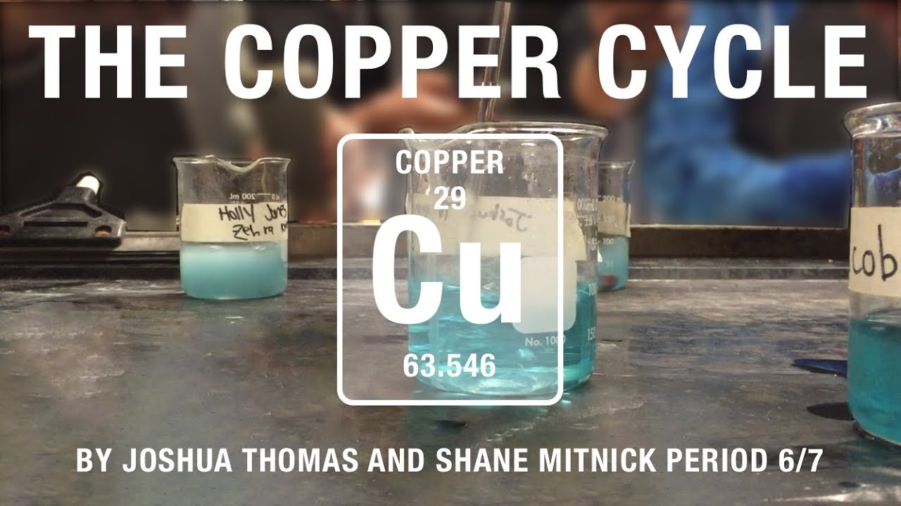 copper cycle lab