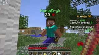 Minecraft Survival Games #3 z kuzynką! + FAIL