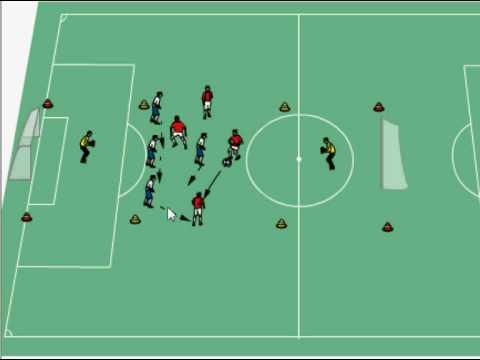 Fußball Training Bundesliga: Taktik Training für die