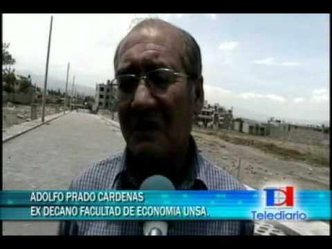 Adolfo Prado afirma que tasas de crédito en el Paí...