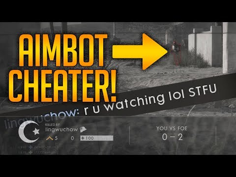 STOP CHEATING! Battlefield 1 Aimbot Exposed