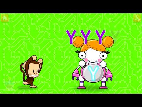 Learn Colors Numbers Letters Shapes with Monkey Preschool - Kids Fun Educational Cartoon Game