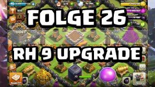 COC [026] - RH 9 Upgrade (Fredi) | Let's Play Clash of Clans [Deutsch/HD]