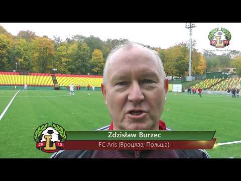 """Zdzisław Burzec, FC """"Aris Team"""" (Wroclaw, Poland)"""
