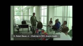 Ameris Health Chairman & CEO K. Robert Bauer, Jr.