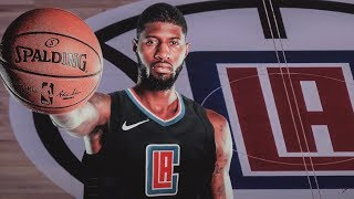 Paul George Mix - Leave Me Alone (Clippers Hype) ᴴᴰ