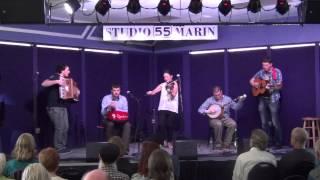 Goitse performs the Irish set Ladies Choice