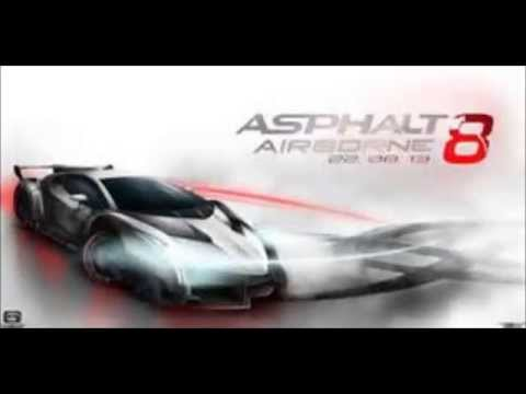 Asphalt 8: Airborne - Cannibal - Silversun Pickups