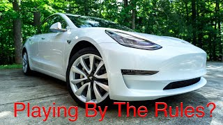 How Tesla's Hacking Canada's Incentive Program For EVs
