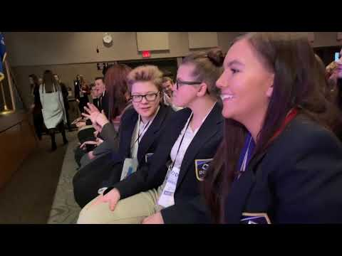 West Salem DECA Districts 2019