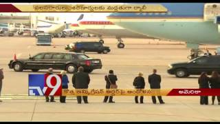Indians need not fear Trump's new Immigration policy - Geeta Dammana - USA - TV9