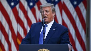 President Trump holds rally in Tulsa, Oklahoma, amid coronavirus spread concerns