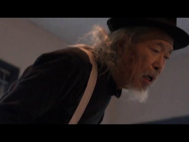 黒田オサム[今日の反核反戦展2018:オープニングパフォーマンス]