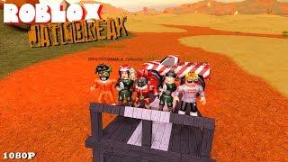 Roblox JAILBREAK 47 - OVER-POWERED ROCKET FUEL!