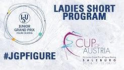 Salzburg- Ladies Short PGM - ISU JGP 2017