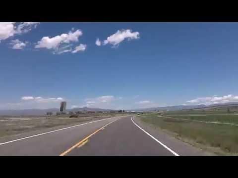 Utah US 89: Salina, Gunnison, Manti, Ephraim, Mt. Pleasant, Fairview, UT