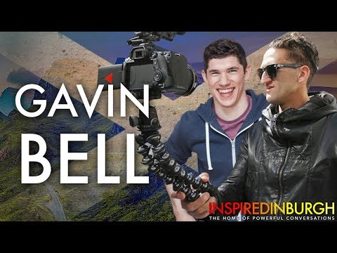 Gavin Bell - Scotland's Casey Neistat | Inspired Edinburgh