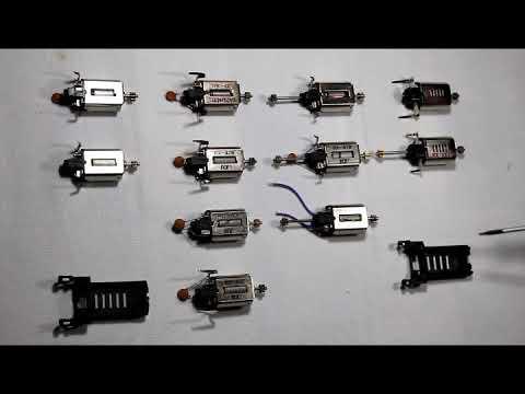 29-Diferentes motores de Scalextric,, especificaciones, scx
