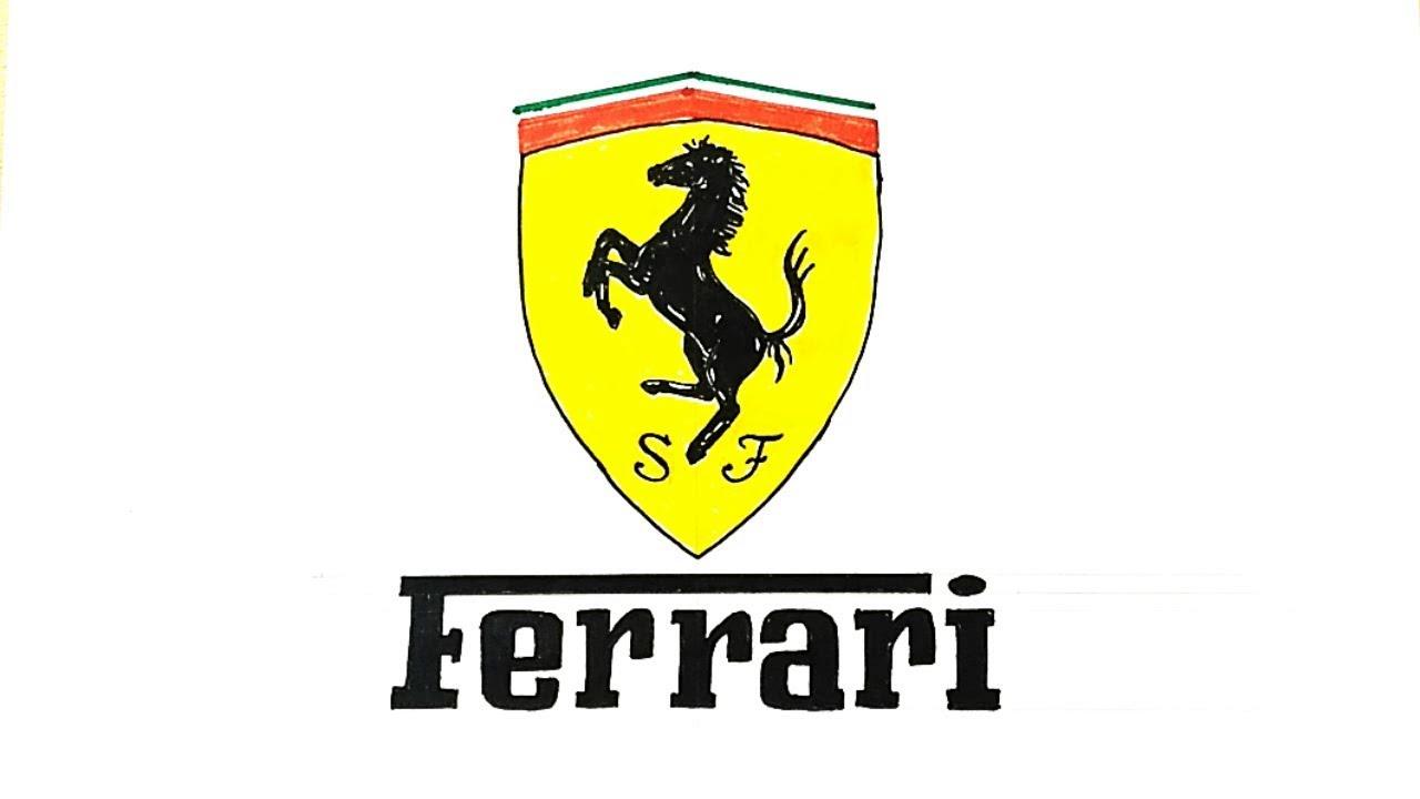Image result for ferrari logo