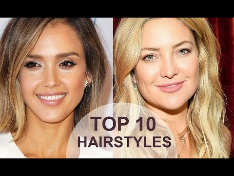 Top 10 Hairstyles For Women That Make You Look 10 Years Younger