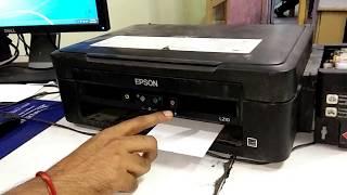 Epson l220 l210 l360 l365 l380 ink level resetter हिंदी मै