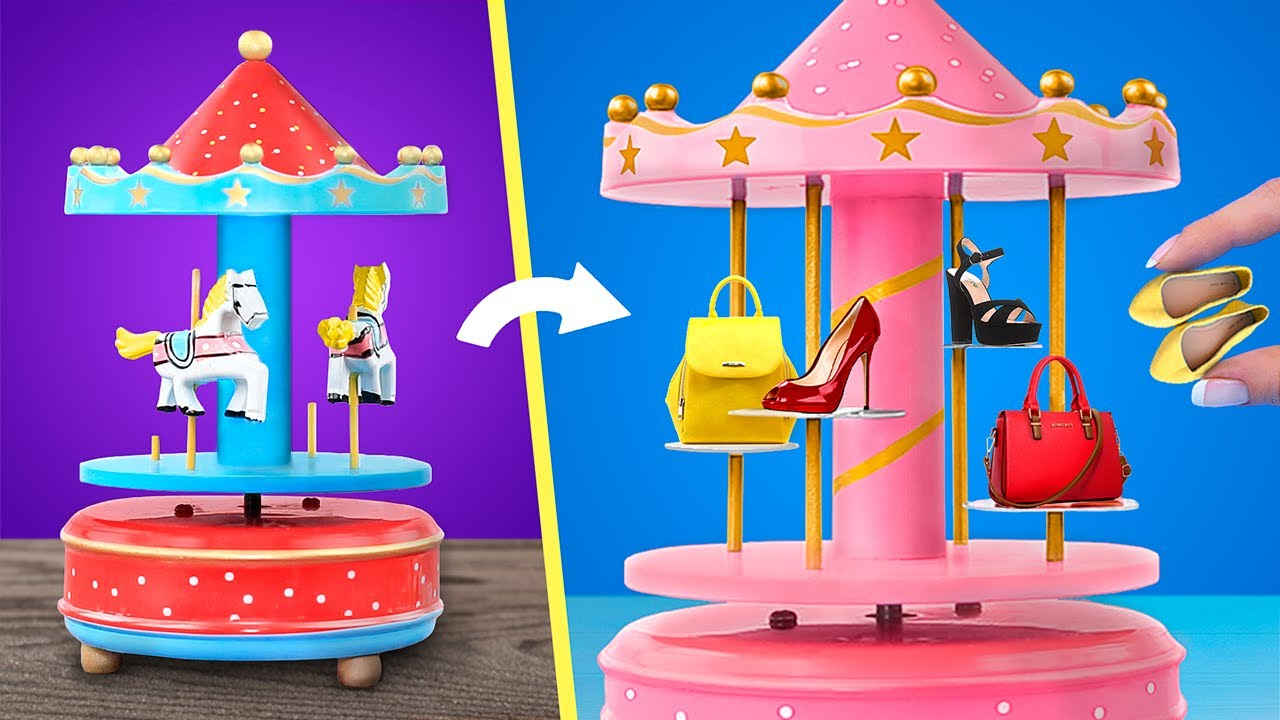 15 Ý Tưởng Làm Đồ Thời Trang Cho Búp Bê Barbie