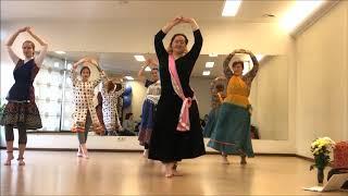 Открытый урок | Open lesson | Индийский танец | Indian dance