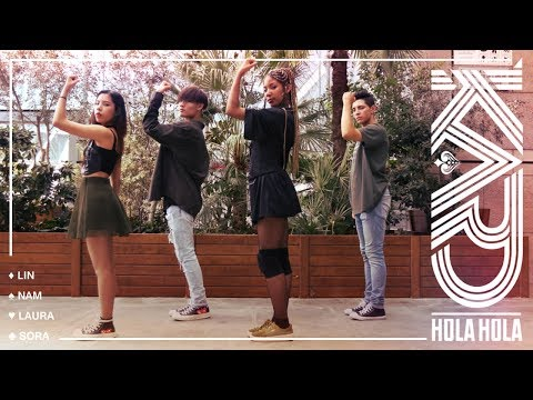 KARD (카드) - Hola Hola (올라 올라) dance cover by RISIN' CREW from France