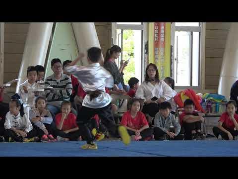 莊已樂,108年宜蘭縣國武術錦標賽,長拳