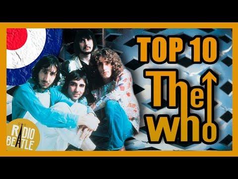 TOP 10 Canciones de THE WHO | Radio-Beatle
