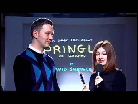 MILAN MENS AW10 PRINGLE OF SCOTLAND - DAVID SHRIGLEY INTERVIEW
