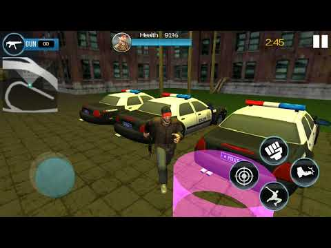Grand Crime : Gangster City Mafia Street Wars Game - Android Gameplay FHD #2