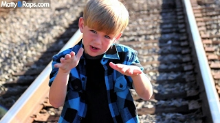 Download 7 Year Old Raps Ke$ha - We R Who We R (MattyBRaps Cover) MP3 song and Music Video