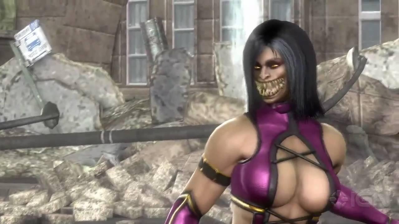 Mortal Kombat Mileena Gameplay Video Youtube