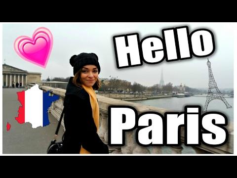 PARIS FUN !! - FASHION SCHOOL TRIP VLOG - | Carmen.