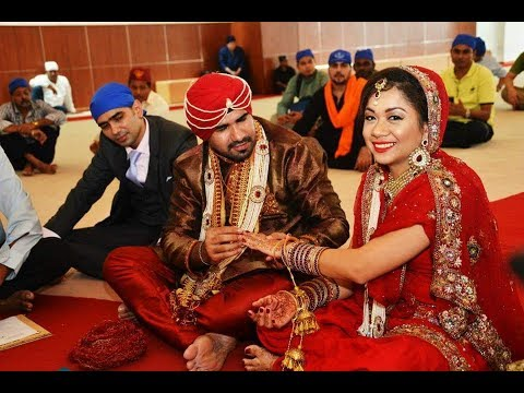 Punjabi and Filipina ( Sikh Wedding Highlights )