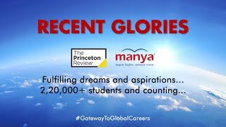 Manya The Princeton Review | Reach Your Dream University | Study Abroad