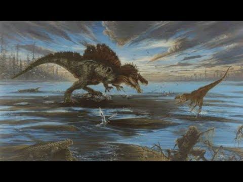 Epic Rap Battle: Spinosaurus vs Spinosaurus - YouTube