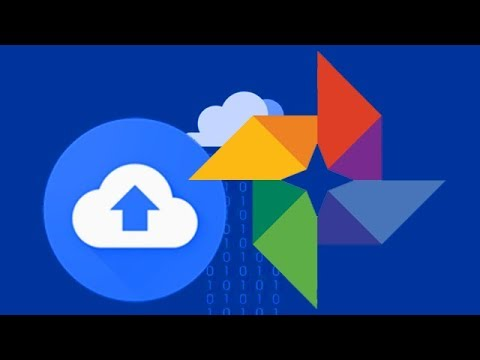 Upload ALL Photos To Google Photos At Once!