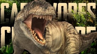 GIGANOTOSAURUS | Carnivores: Cityscape (Let's Play Part 4)