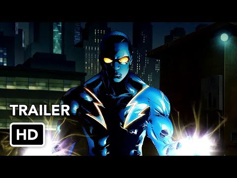 Black Lightning (The CW) Comic-Con Trailer HD
