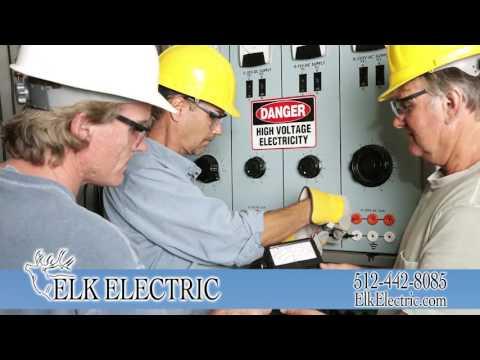 Elk Electric | Electrical Construction, Technology, Low Voltage, Service & Maintenance | Austin, TX