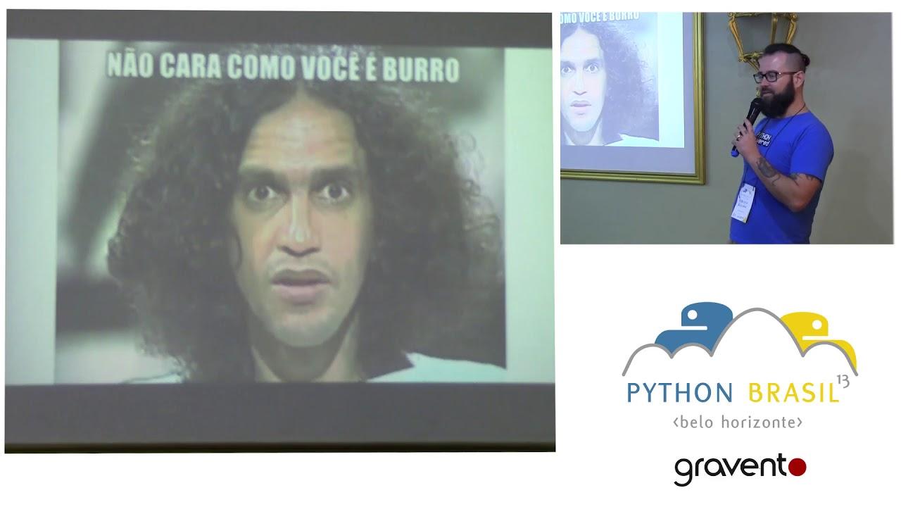 Image from A Qualidade do Ecossistema Python ( e o que podemos fazer para mante-la) - Bruno Rocha